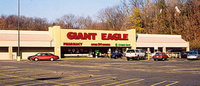 Giant Eagle at West View Park Shopping Center